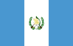 The Flag of Guatemala